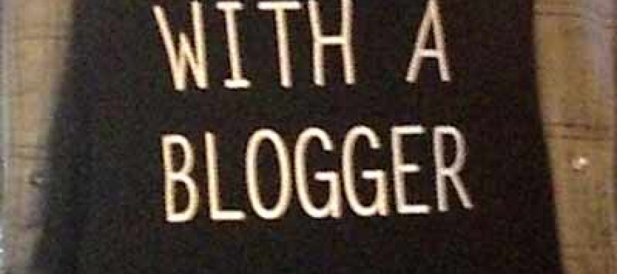 I'm in love with a blogger