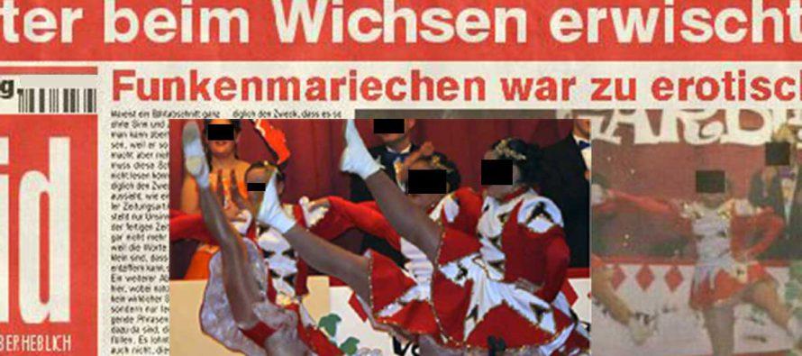 Funkenmariechen verboten! Skandalvorschrift erzürnt Fastnachter und Karnevalisten
