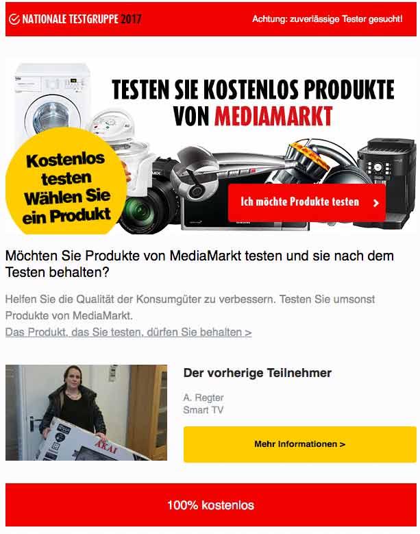 MediaMarkt Produkte testen - So wirst Du abgezockt