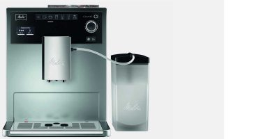 Test: Melitta Caffeo CI E 970-101 silber Kaffeevollautomat