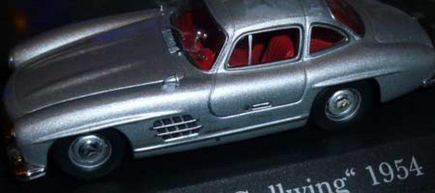 Agostini Mercedes Sammlung