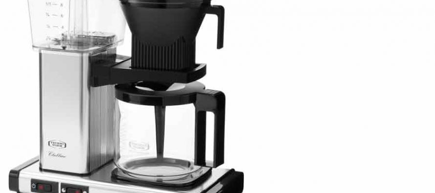 technivorm moccamaster die beste kaffeemaschine der welt dreibeinblog. Black Bedroom Furniture Sets. Home Design Ideas