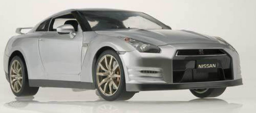Eaglemoss Collections – Nissan GT-R