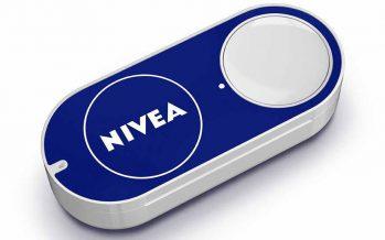 Nivea Dash Button – Elektroschrott fürs Badezimmer