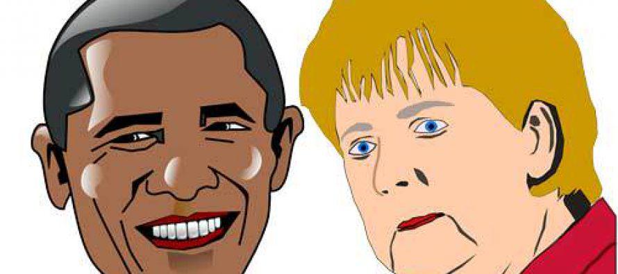 Obama warnt Putin von Einmarsch
