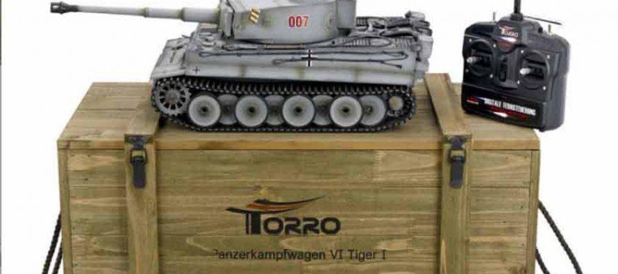Jetzt beim Kauf eines Torro-Panzers sehr viel Geld sparen! 53% Rabatt