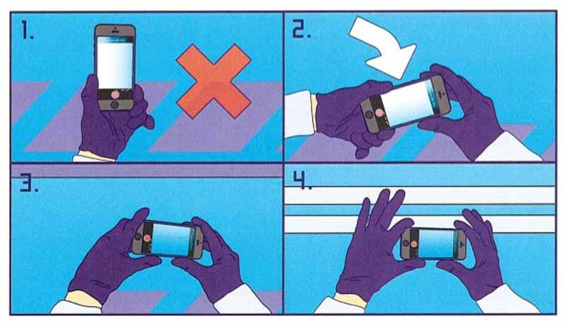 Quer bitte! Warum Du Dein Handy beim Filmen quer halten solltest