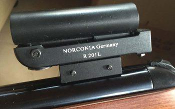 Testbericht: Norconia Leuchtpunktzielgerät Red Dot R201L