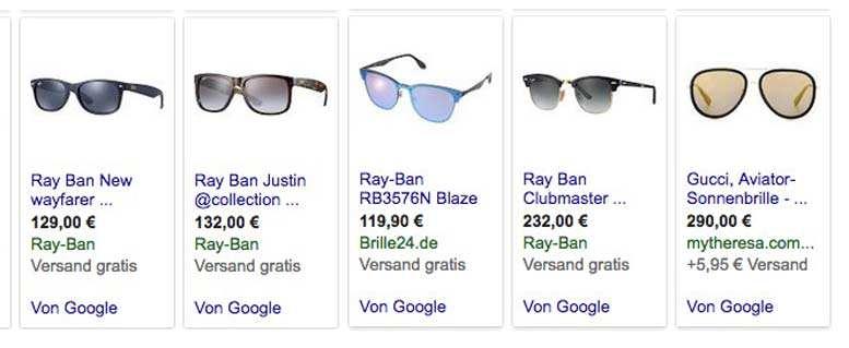 Ray Ban - Diese Fake-Brillen können Dich erblinden lassen