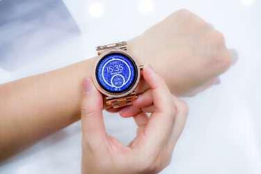 Smartwatches werden immer schöner