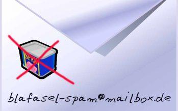 Warum sollte ich eine zweite E-Mail-Adresse haben?