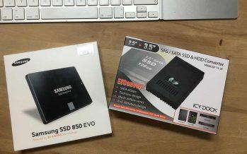 Mac Pro mit SSD aufrüsten