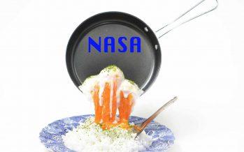 Urbane Legende: Die NASA hat die Teflon-Pfanne erfunden