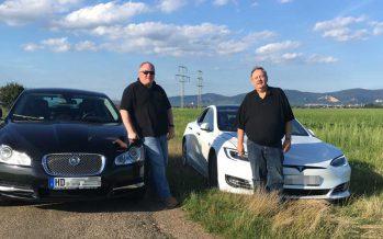 Tesla – Elektroautotest Dreibeinblog