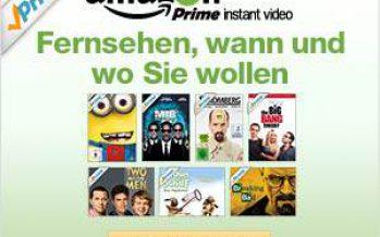 Amazon Instant Video – Unbegrenztes Streaming von Filmen und TV – Serien -PR-