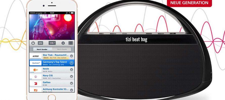 Tizi Beat Bag – Klein aber oho