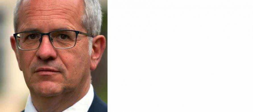 Ulf Wacker will Bürgermeister werden