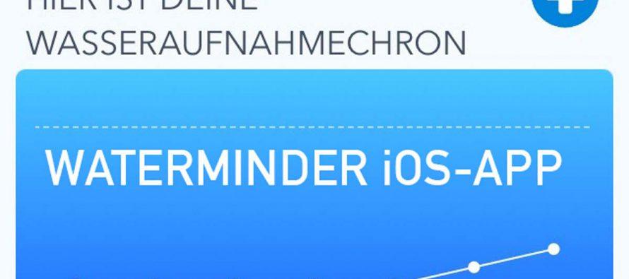Waterminder – iOS-App Test