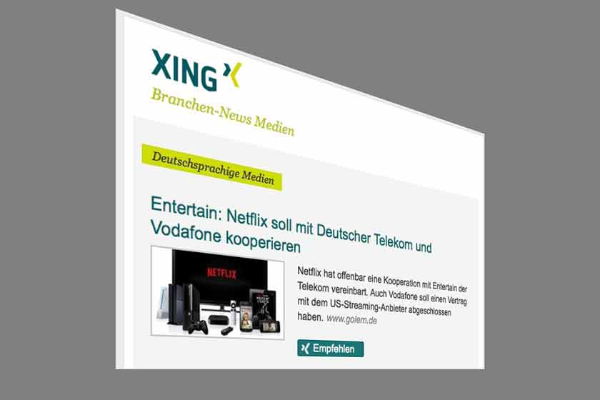 xing-newsletter