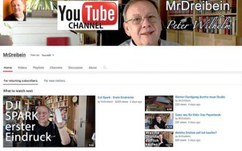 Zweiter Meilenstein geschafft: 500 YouTube-Abonnenten