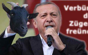 Mutti hat noch nicht fertig mit Erdoğan